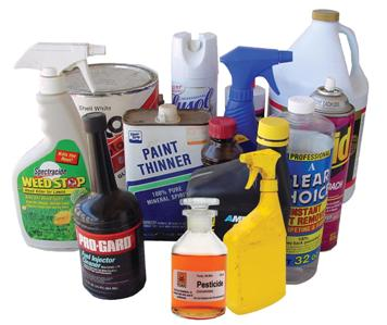 Public Works to Host Household Hazardous Waste Collection Event