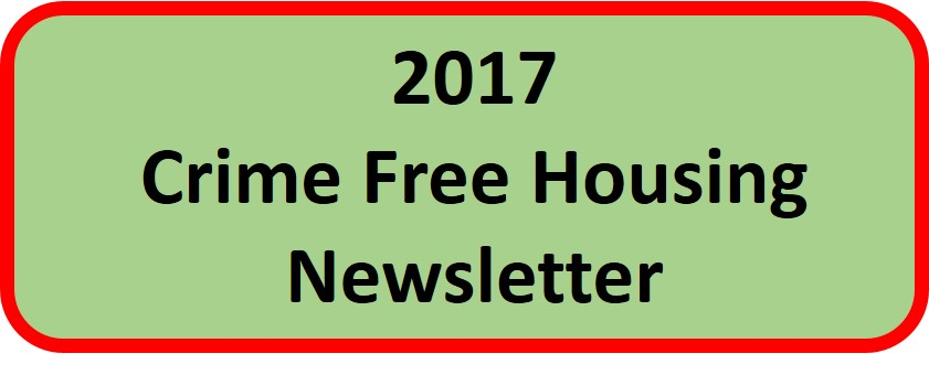 CFH Newsletter 2017