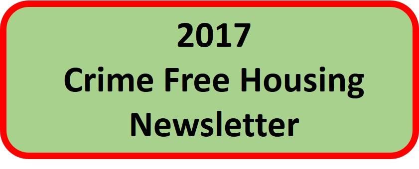 CFH Newsletter 2017