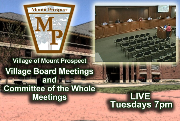 Village Board Meetings