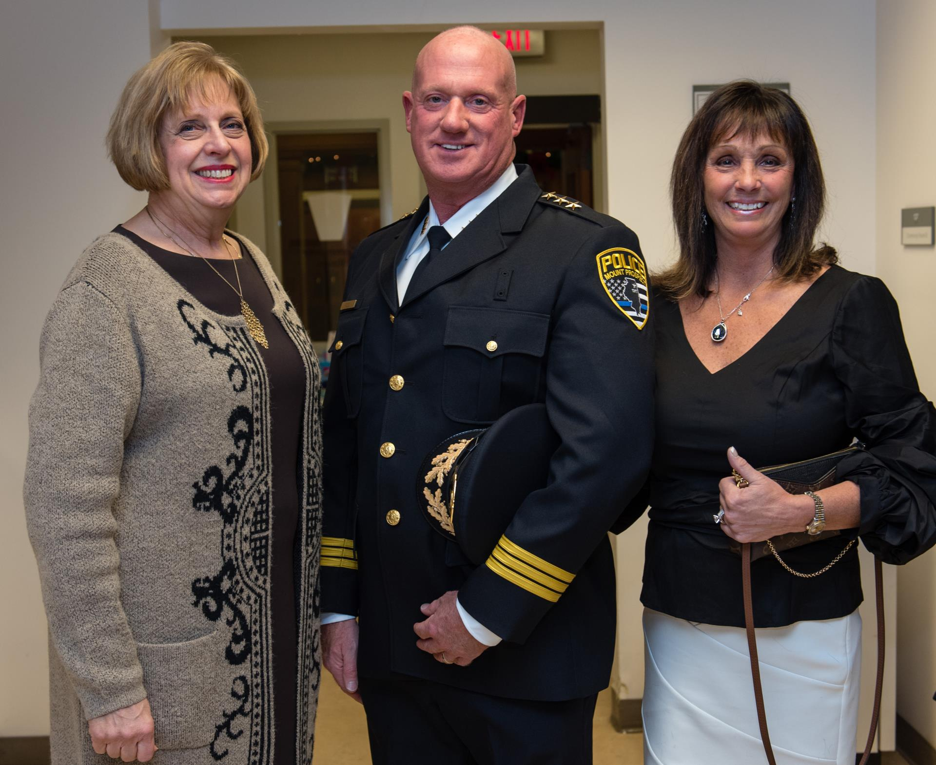 Chief Koziol Swearing-In Ceremony Final-4121