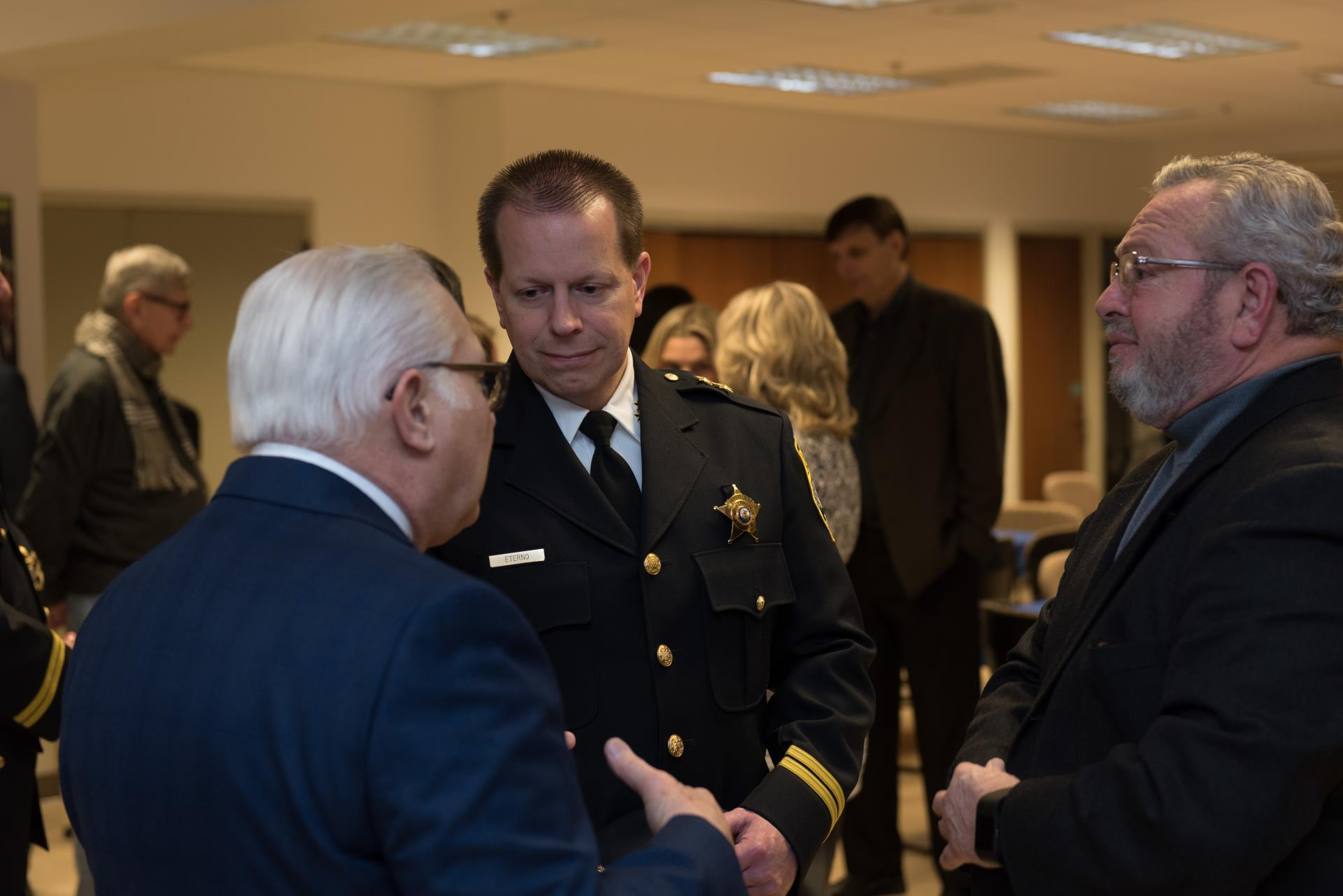Chief Koziol Swearing-In Ceremony Final-4153