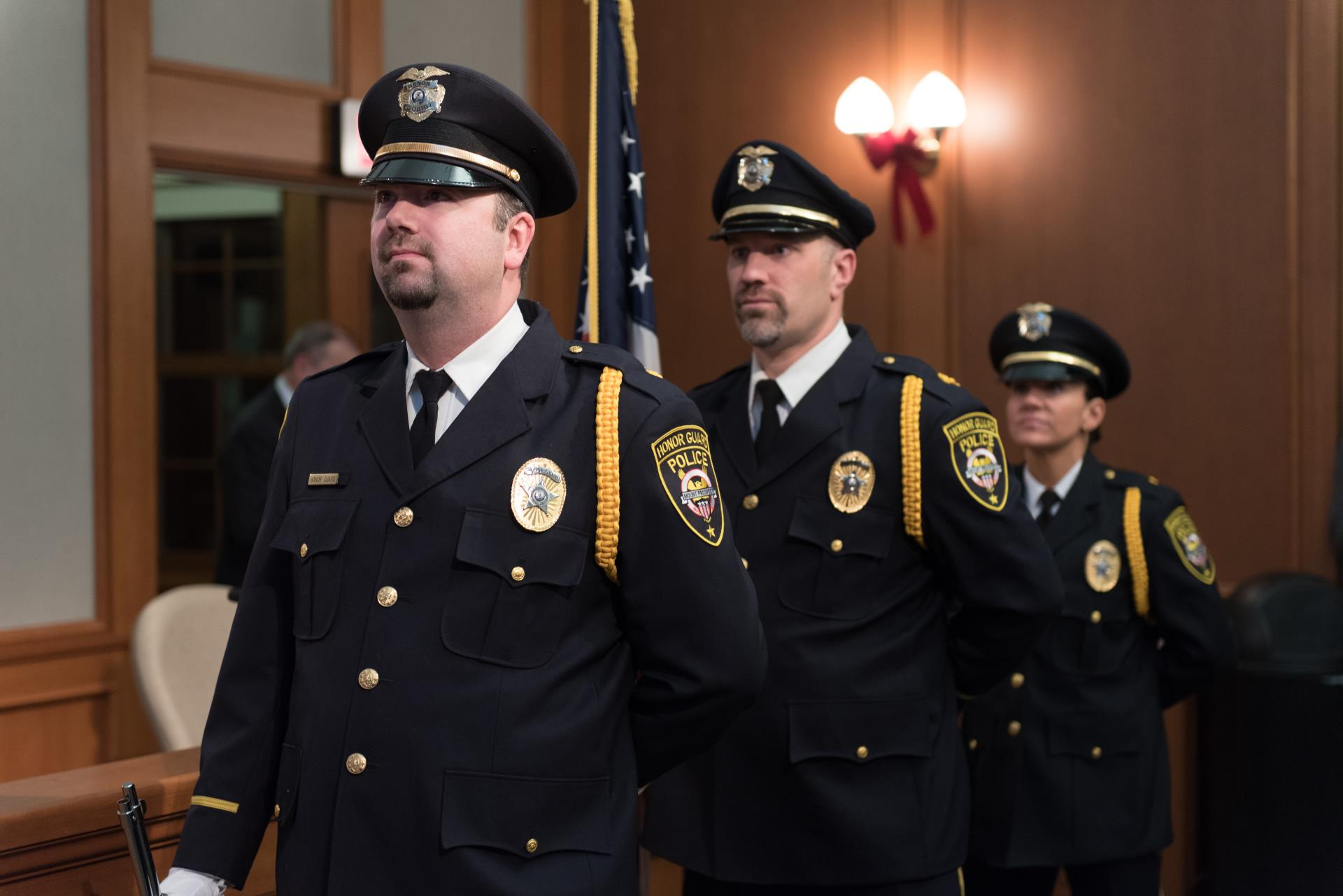 Chief Koziol Swearing-In Ceremony Final-4171