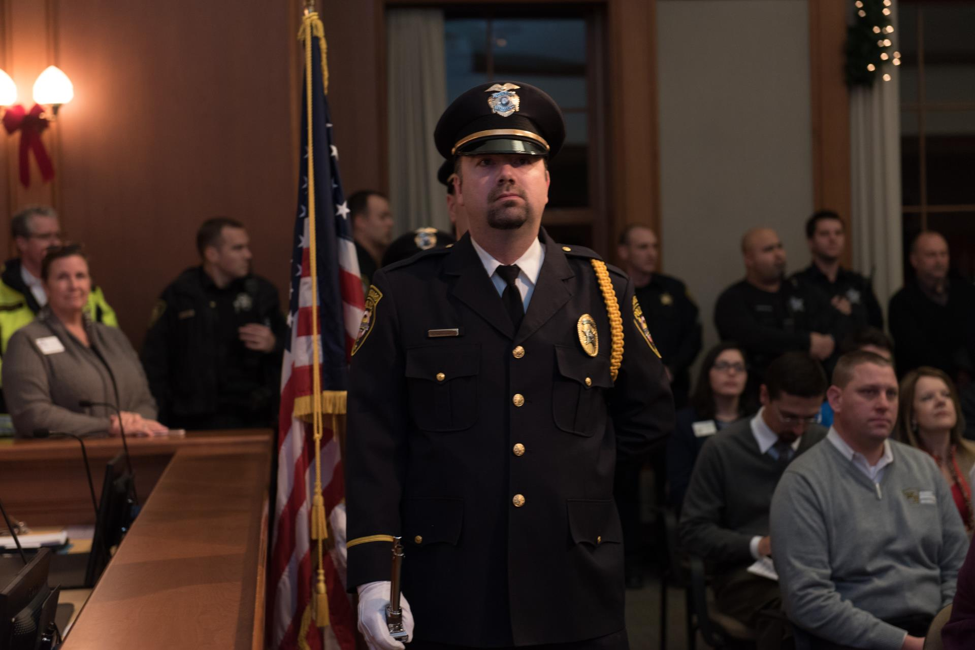 Chief Koziol Swearing-In Ceremony Final-4186