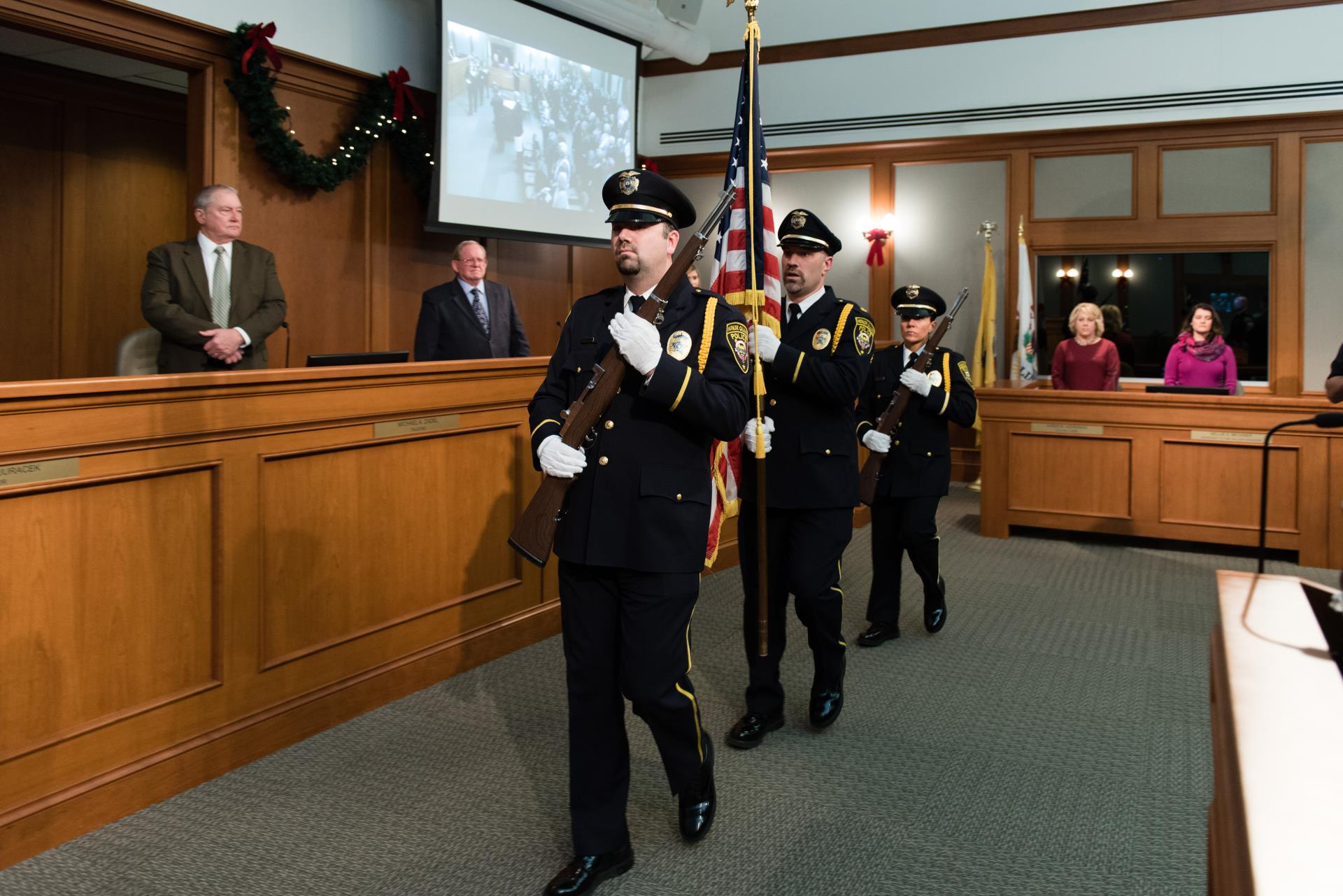 Chief Koziol Swearing-In Ceremony Final-4190