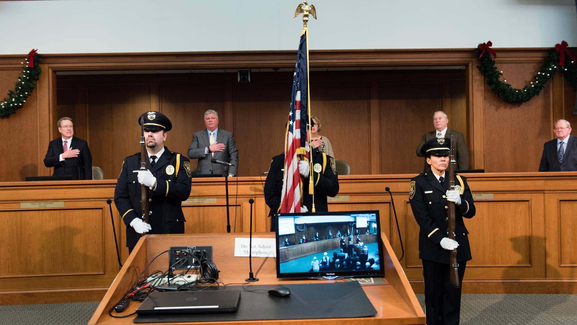 Chief Koziol Swearing-In Ceremony Final-4192