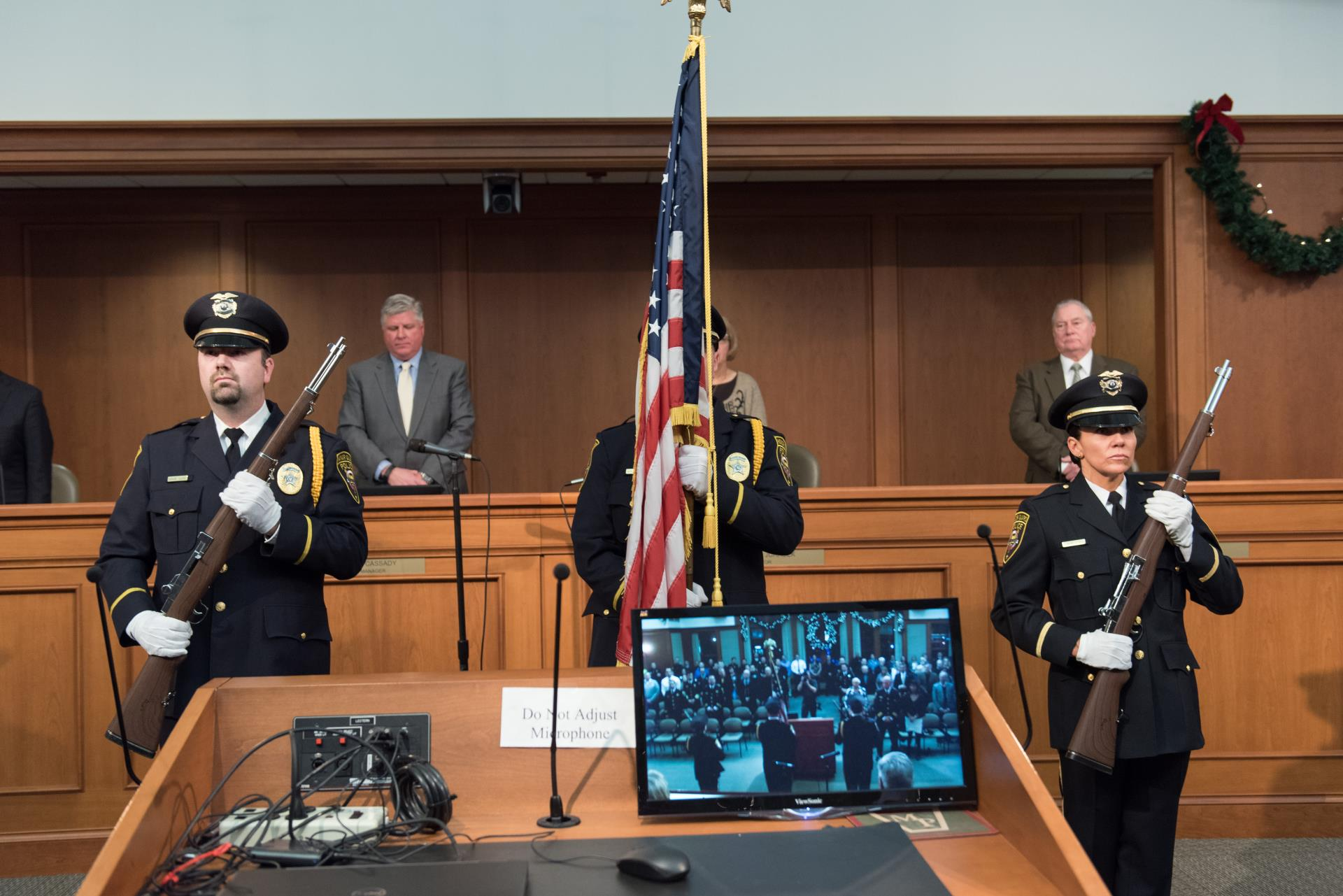 Chief Koziol Swearing-In Ceremony Final-4194