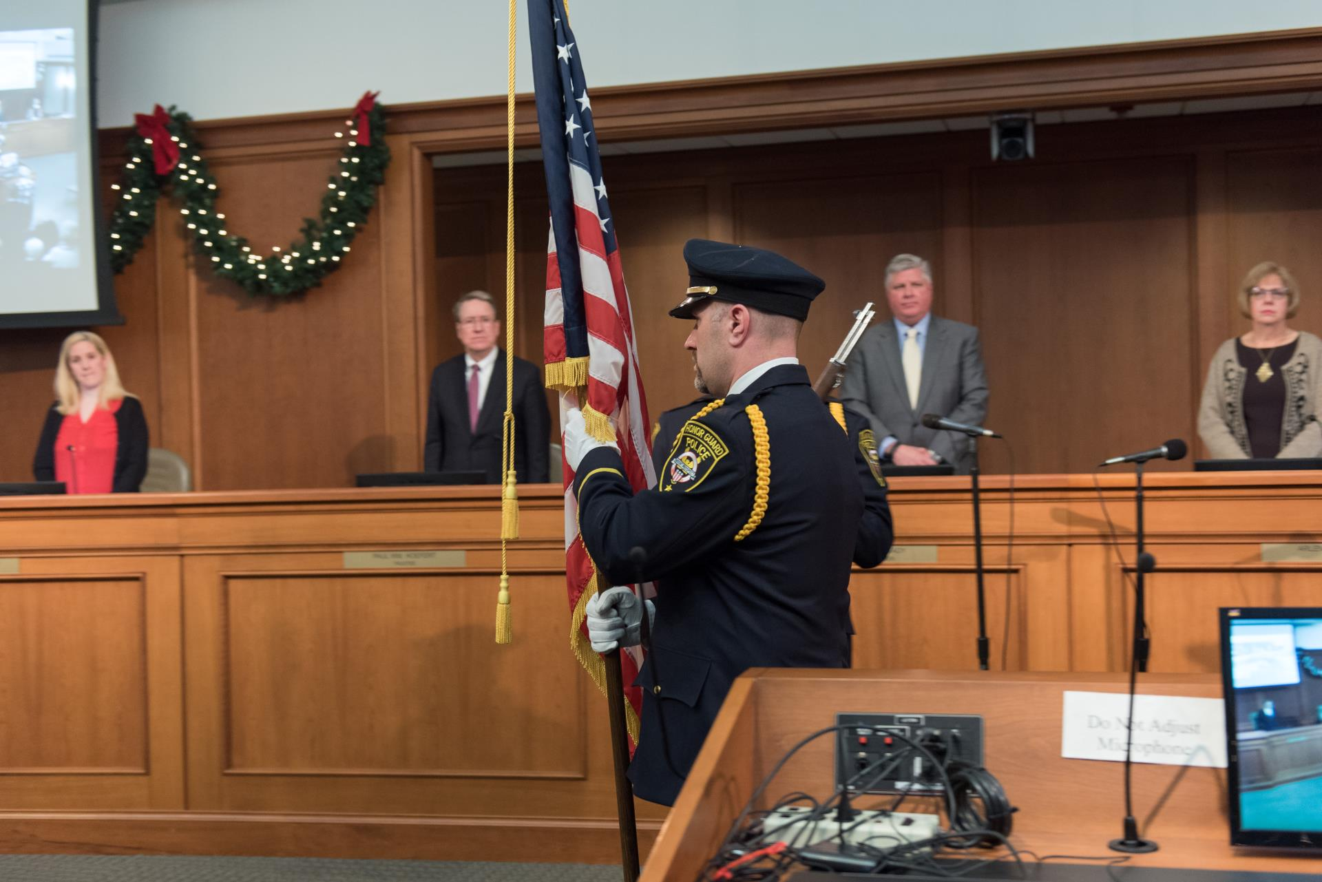 Chief Koziol Swearing-In Ceremony Final-4195