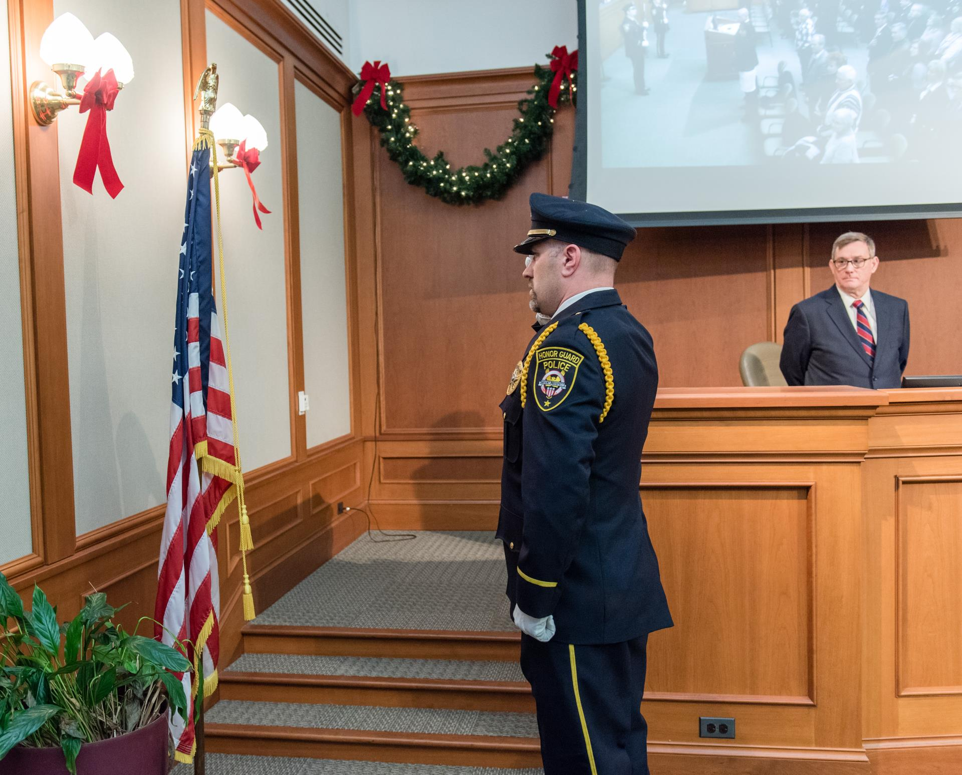 Chief Koziol Swearing-In Ceremony Final-4196