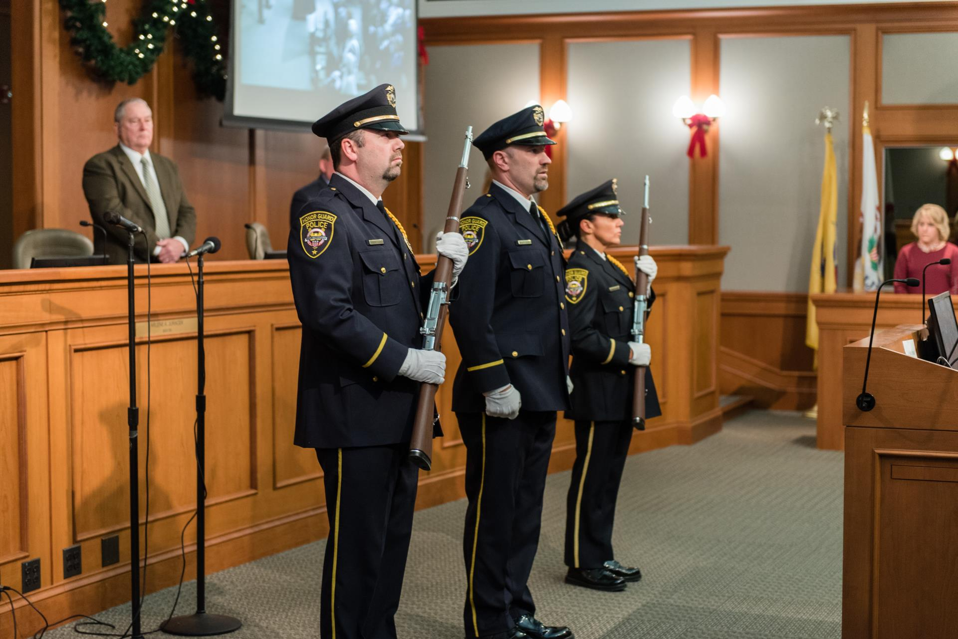 Chief Koziol Swearing-In Ceremony Final-4198