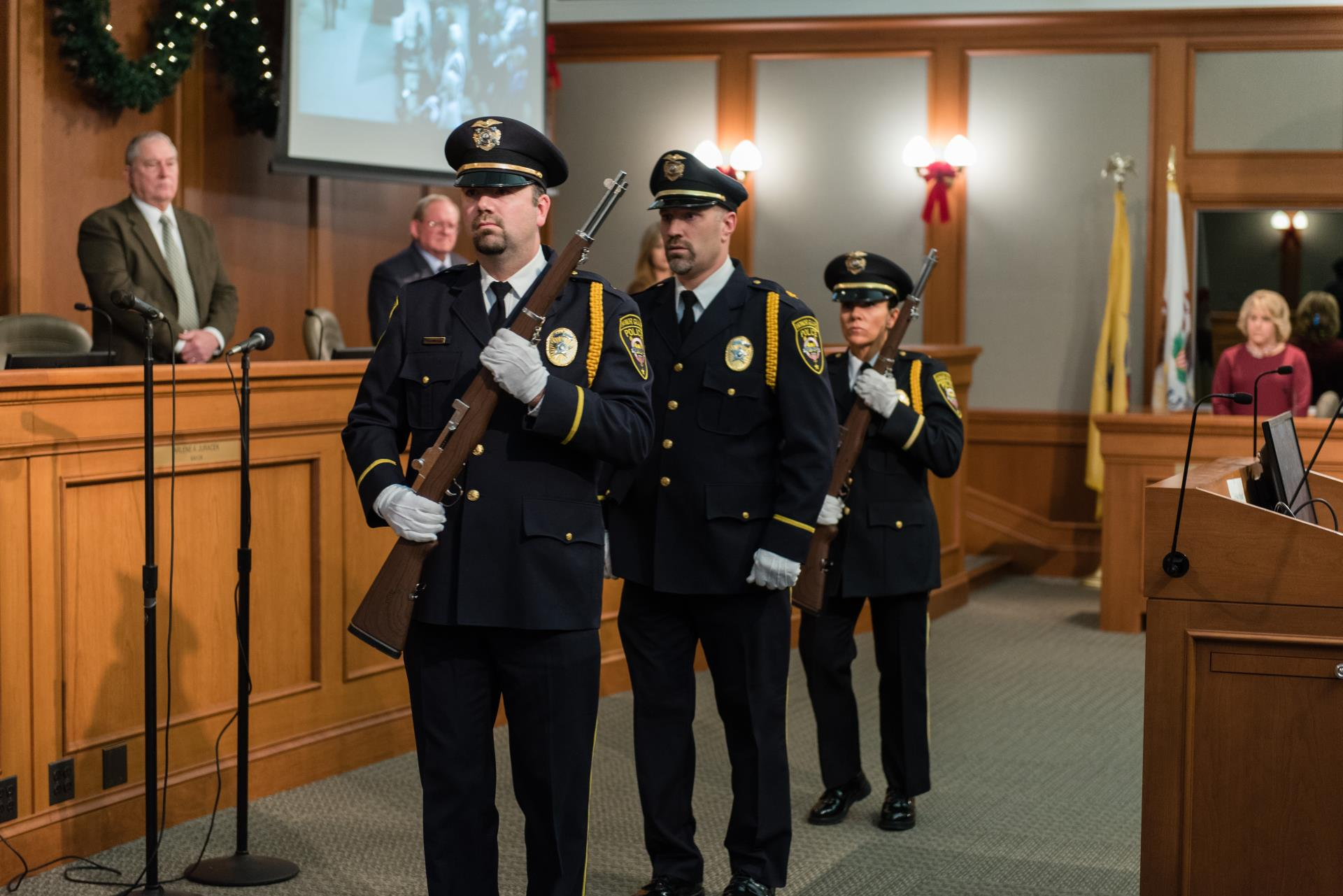 Chief Koziol Swearing-In Ceremony Final-4199