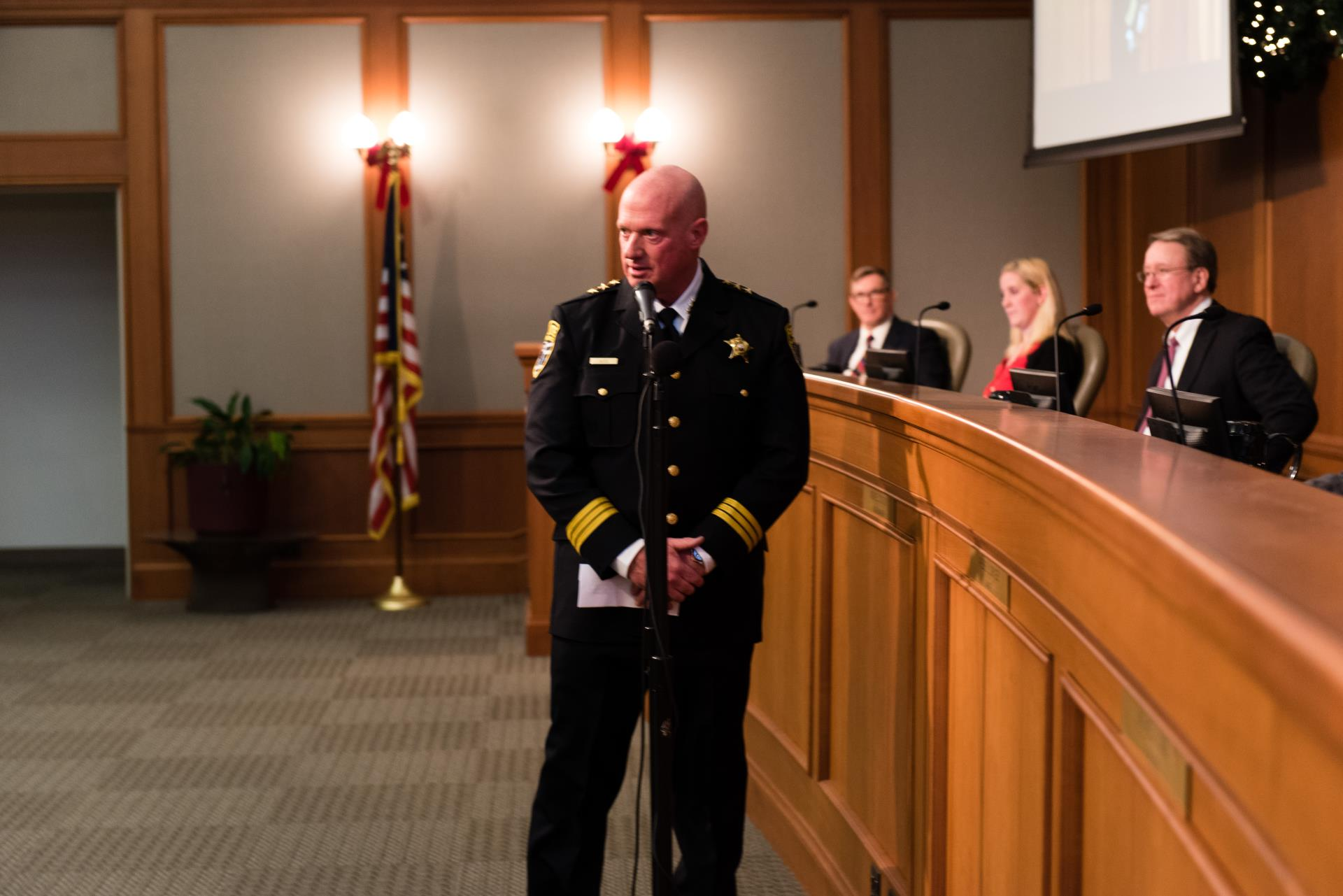 Chief Koziol Swearing-In Ceremony Final-4235