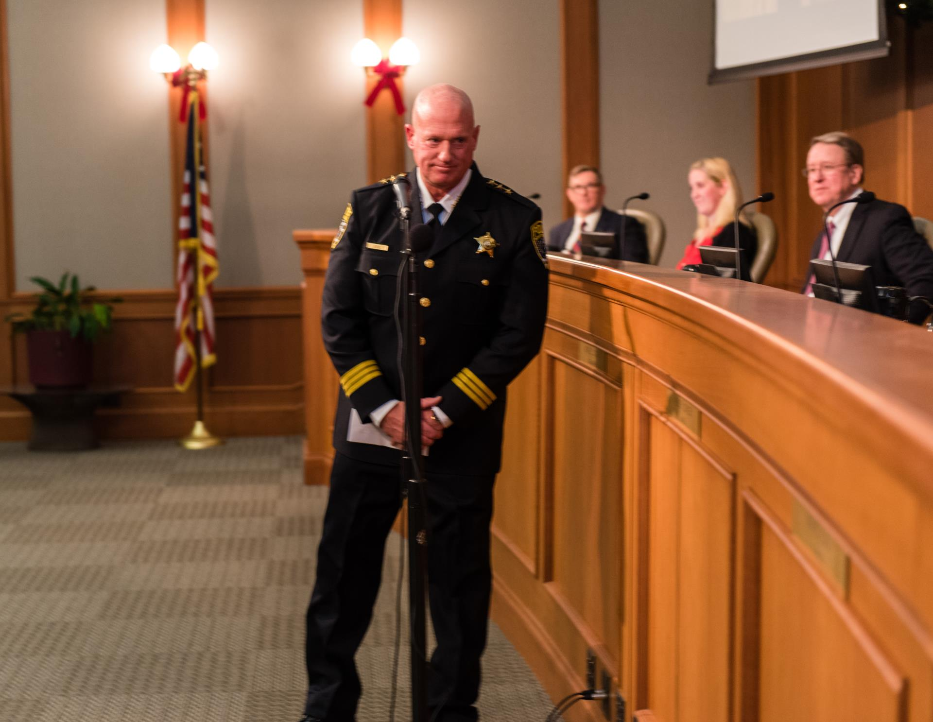 Chief Koziol Swearing-In Ceremony Final-4237