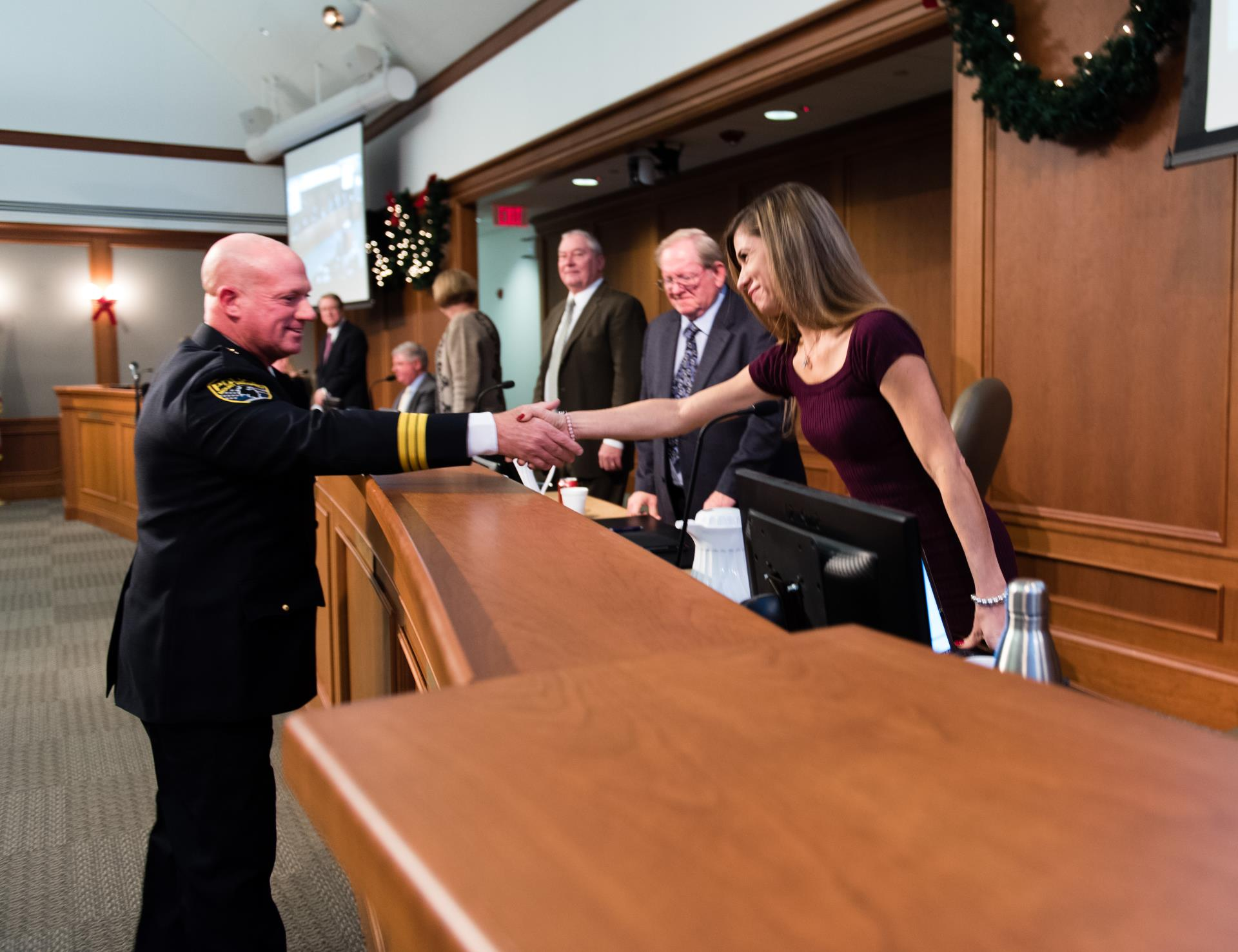 Chief Koziol Swearing-In Ceremony Final-4251