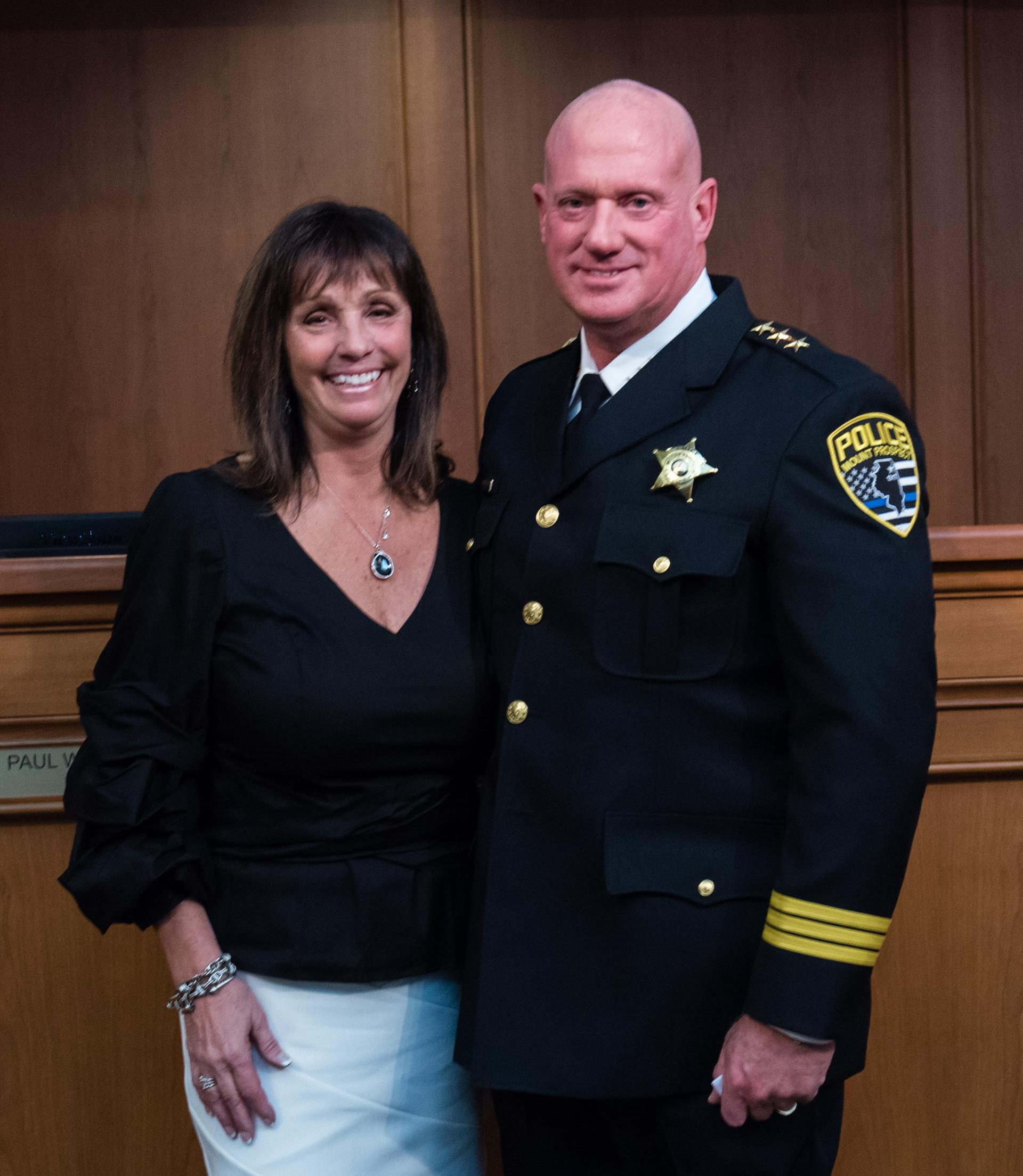 Chief Koziol Swearing-In Ceremony Final-4255