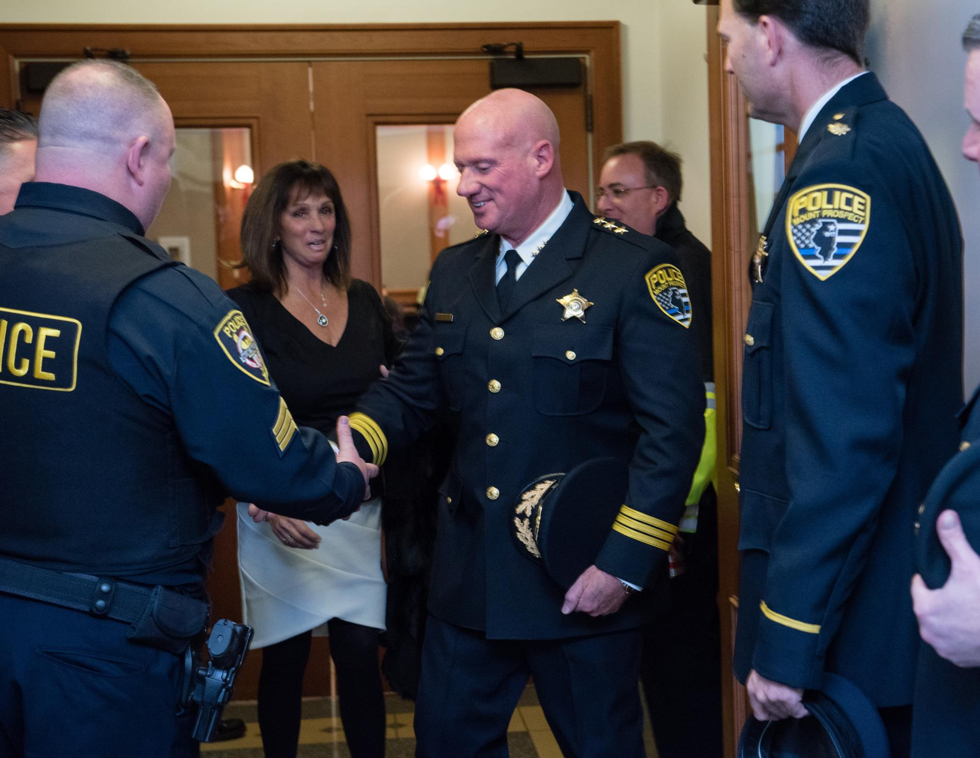 Chief Koziol Swearing-In Ceremony Final-4259