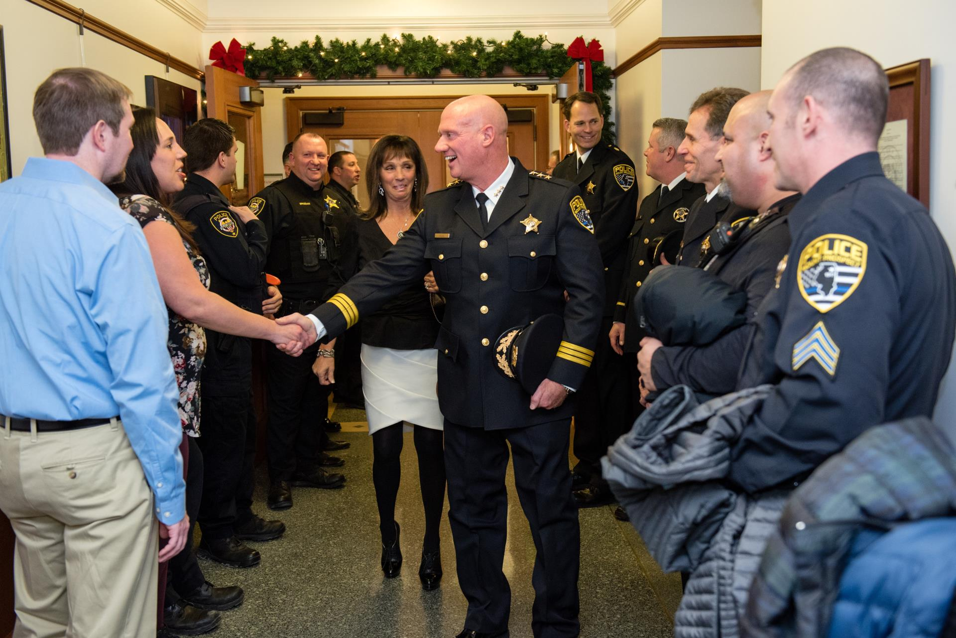 Chief Koziol Swearing-In Ceremony Final-4264
