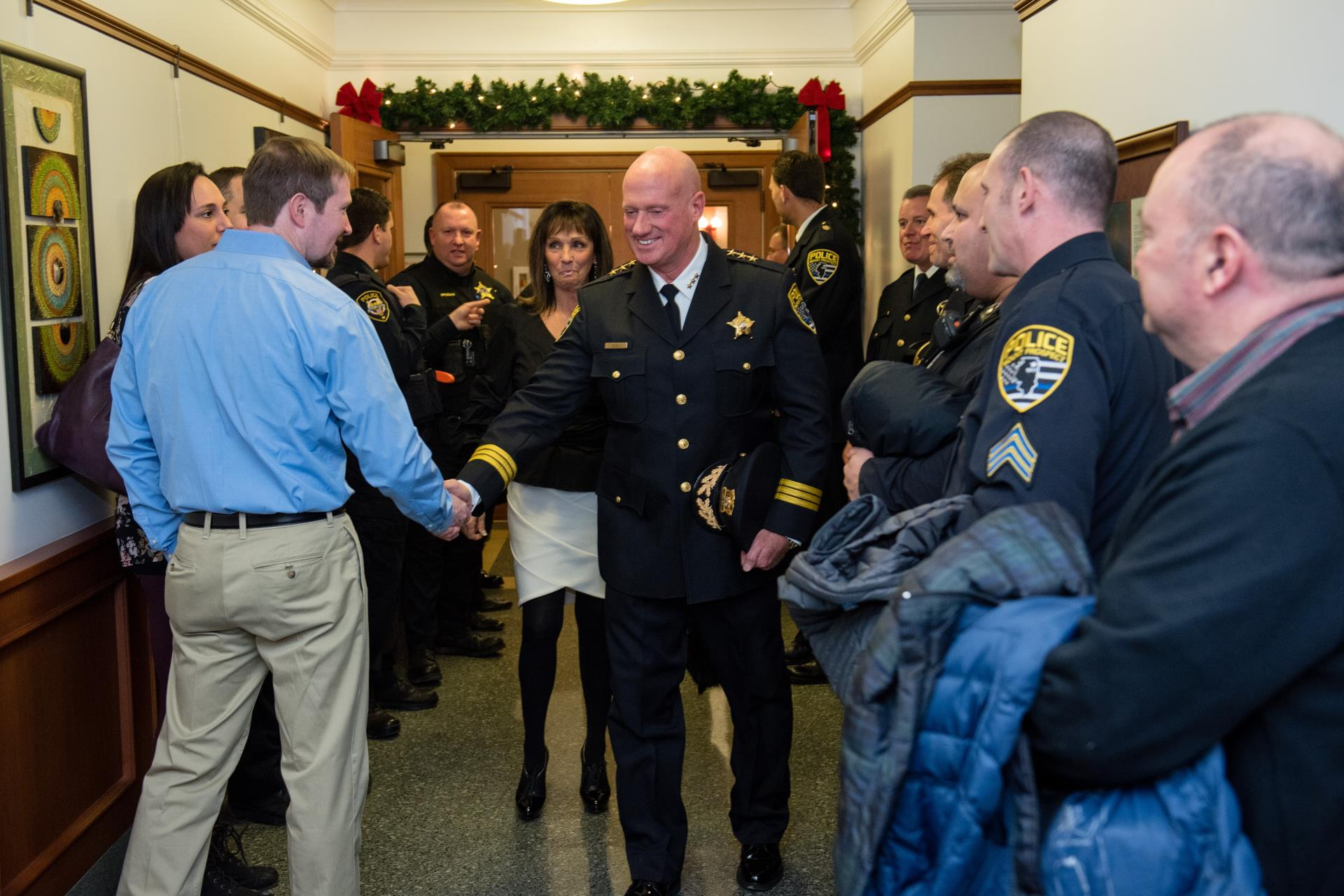 Chief Koziol Swearing-In Ceremony Final-4265