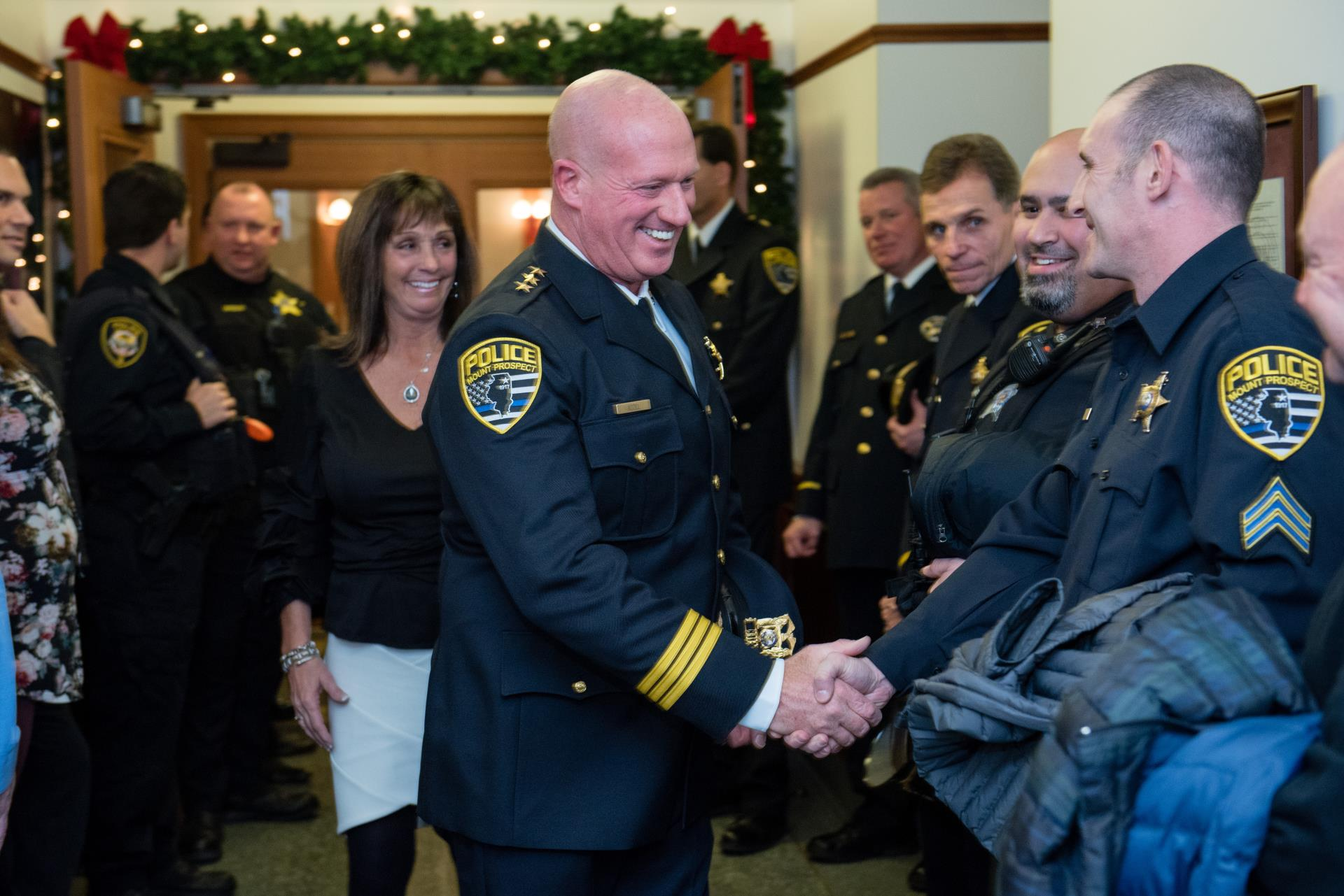 Chief Koziol Swearing-In Ceremony Final-4266