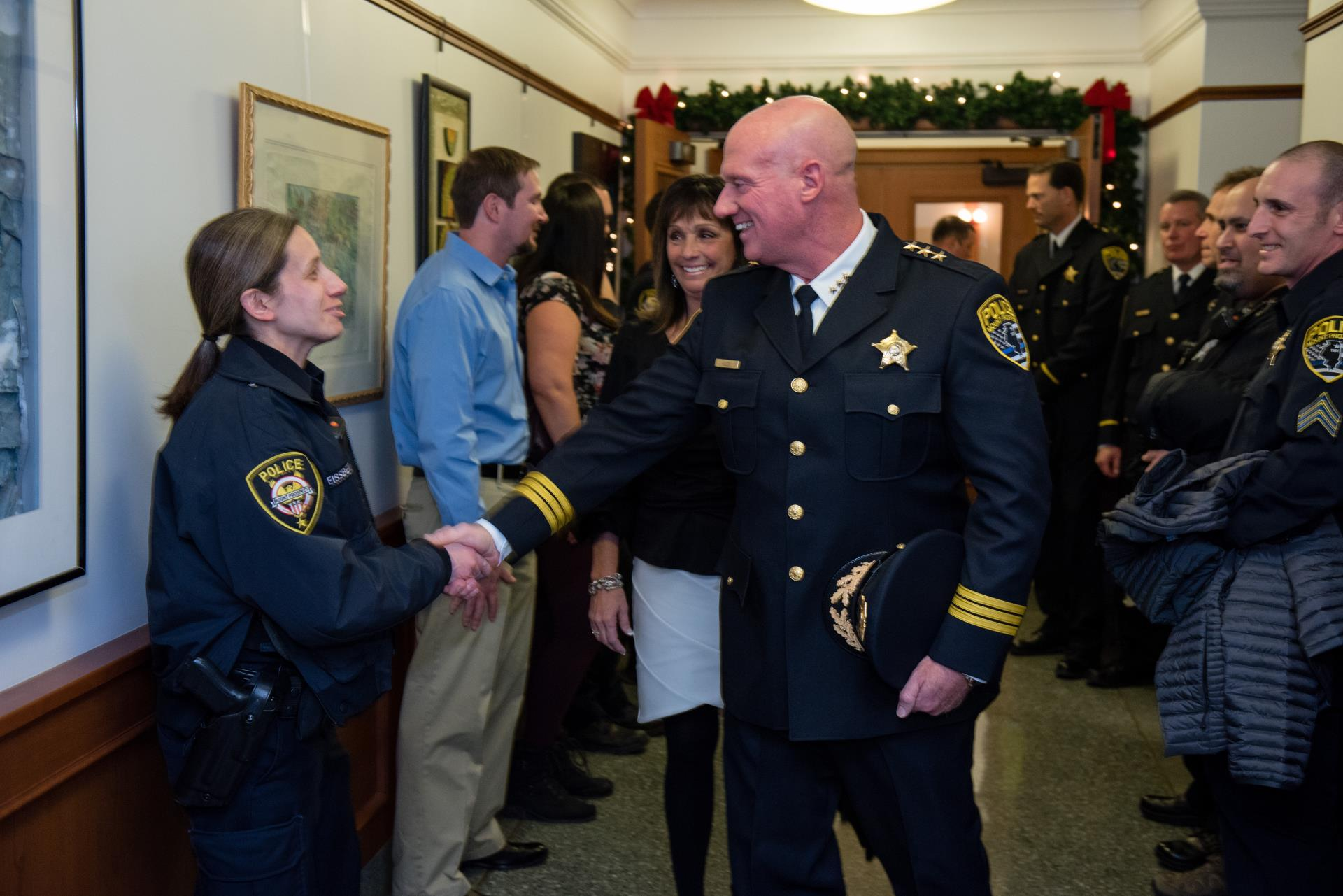 Chief Koziol Swearing-In Ceremony Final-4268