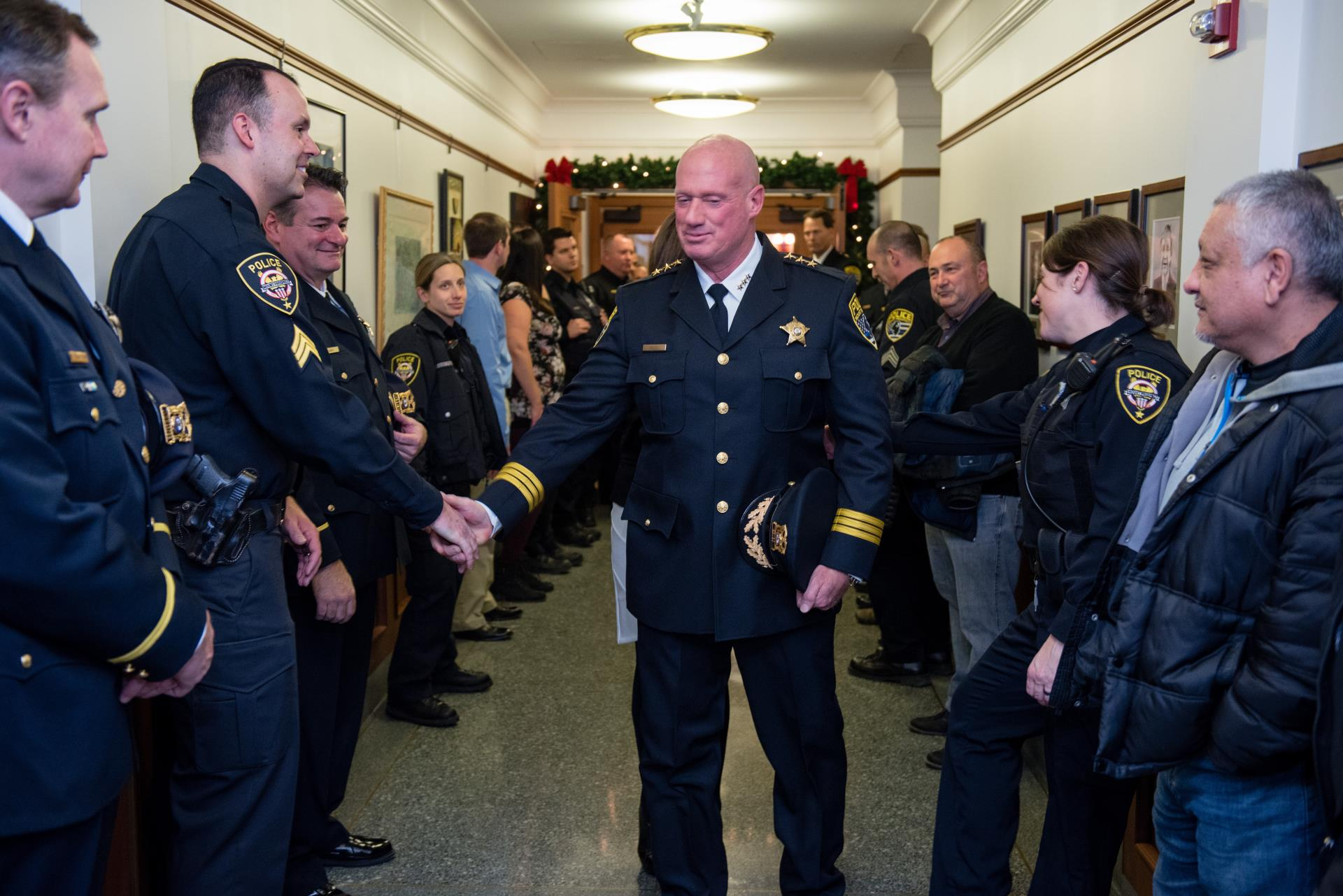 Chief Koziol Swearing-In Ceremony Final-4271