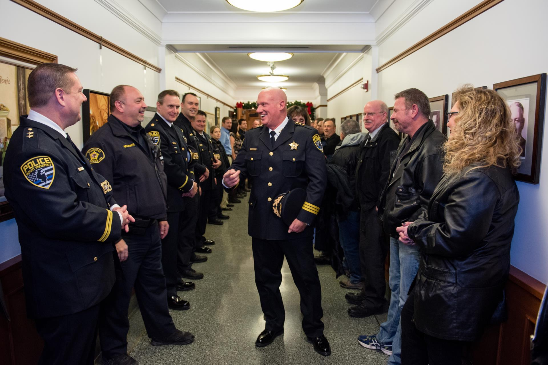 Chief Koziol Swearing-In Ceremony Final-4276