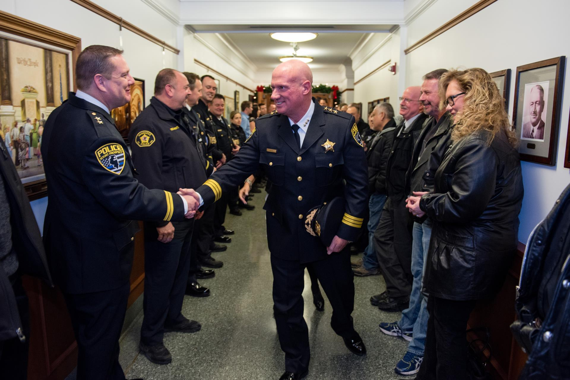 Chief Koziol Swearing-In Ceremony Final-4279