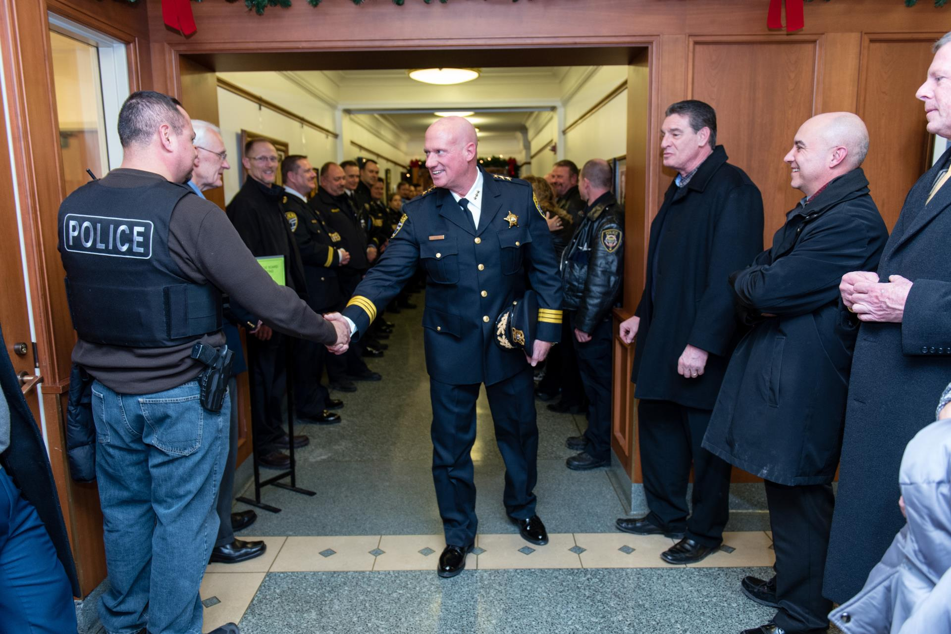 Chief Koziol Swearing-In Ceremony Final-4283