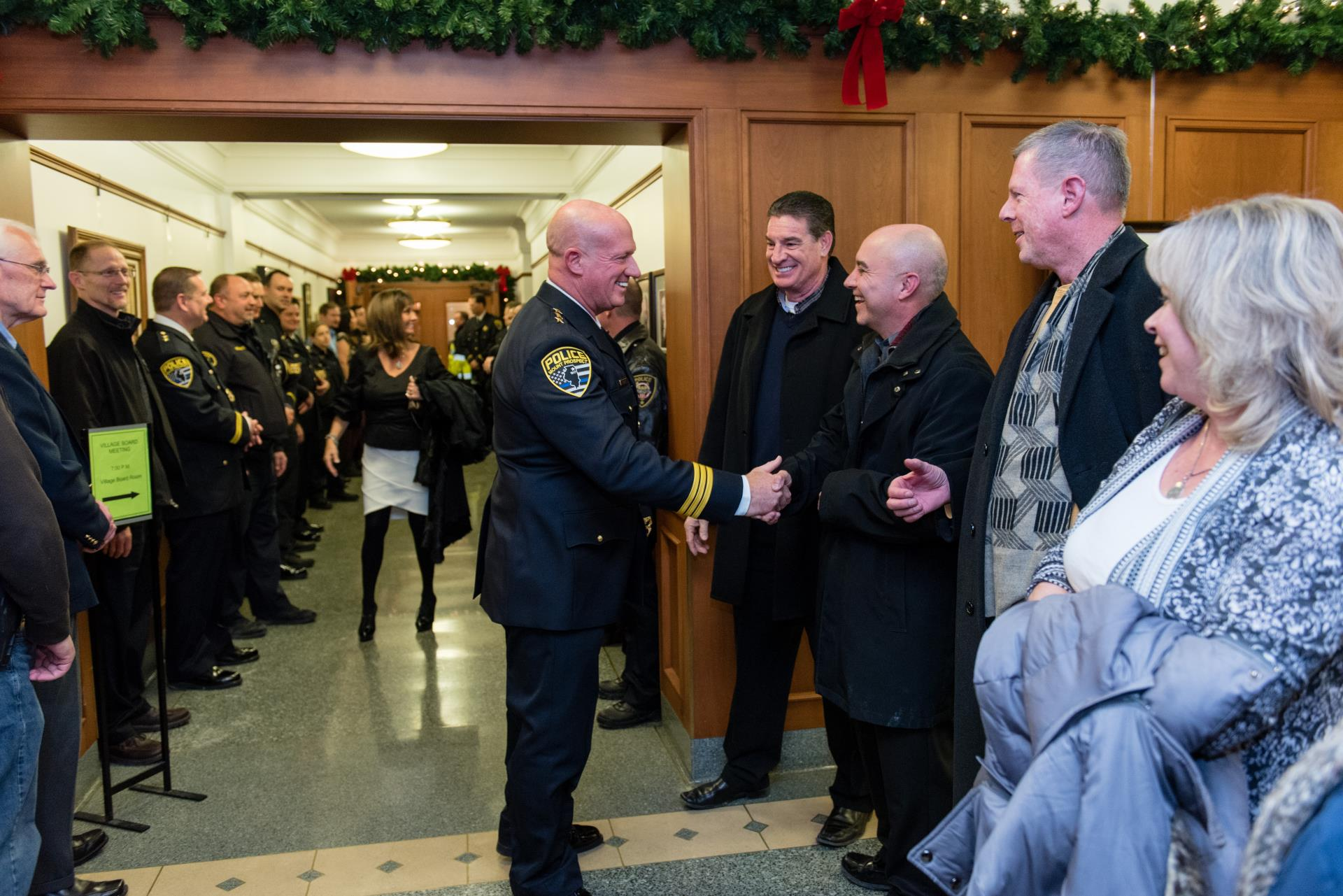Chief Koziol Swearing-In Ceremony Final-4285