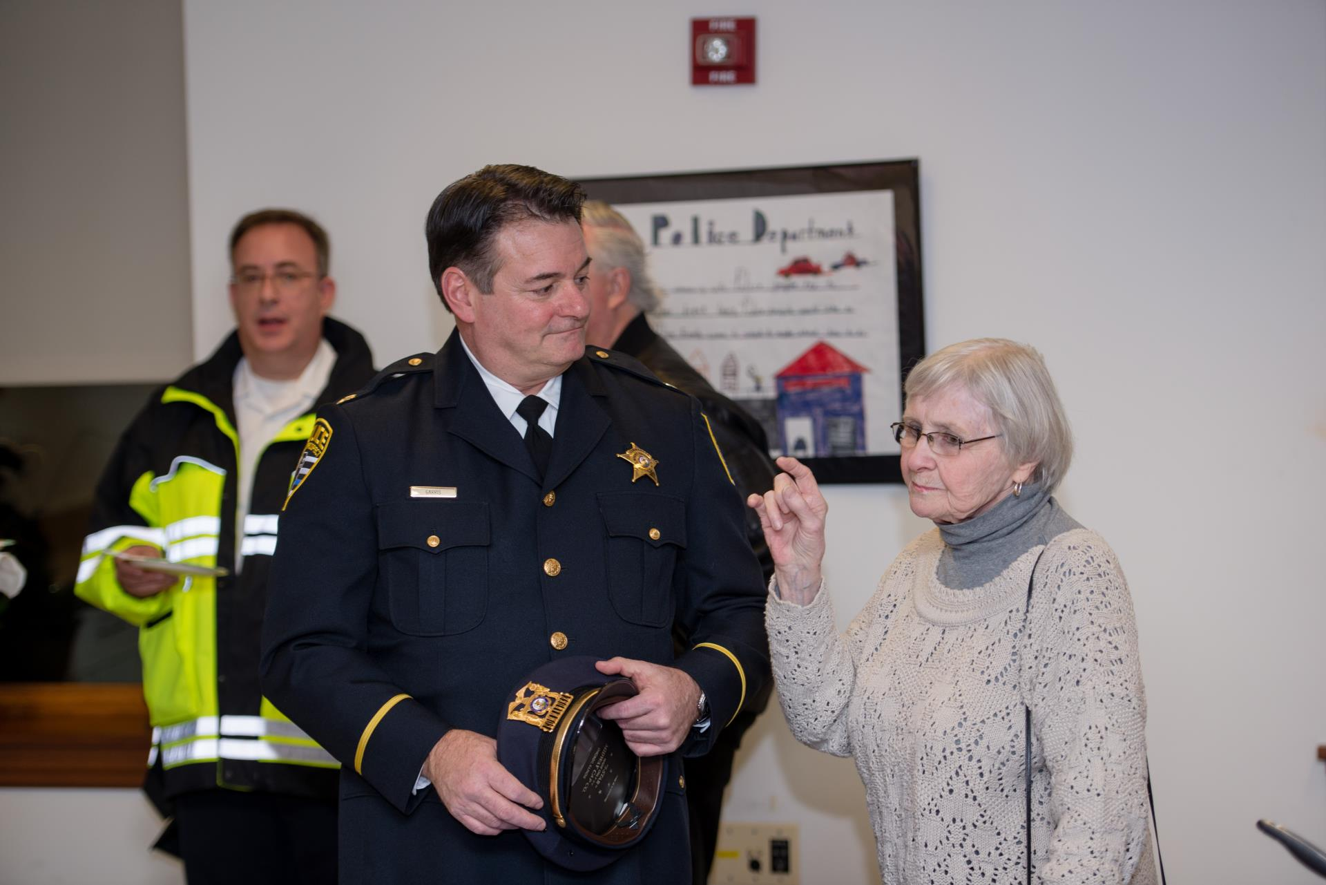 Chief Koziol Swearing-In Ceremony Final-7736