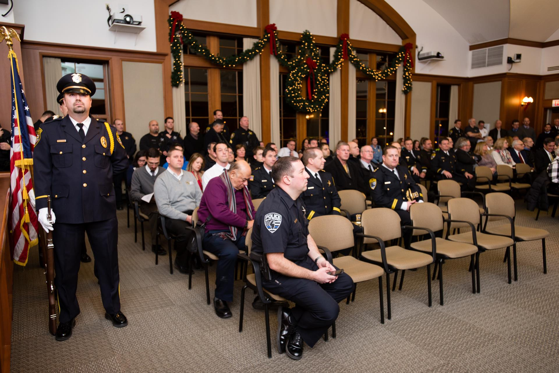 Chief Koziol Swearing-In Ceremony Final-7752