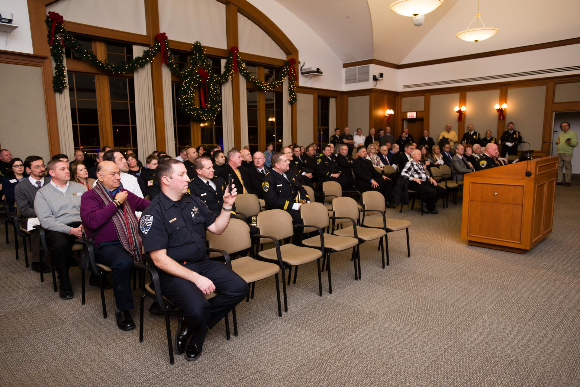 Chief Koziol Swearing-In Ceremony Final-7762