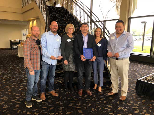 Local Businesses Honored at Economic Development Breakfast