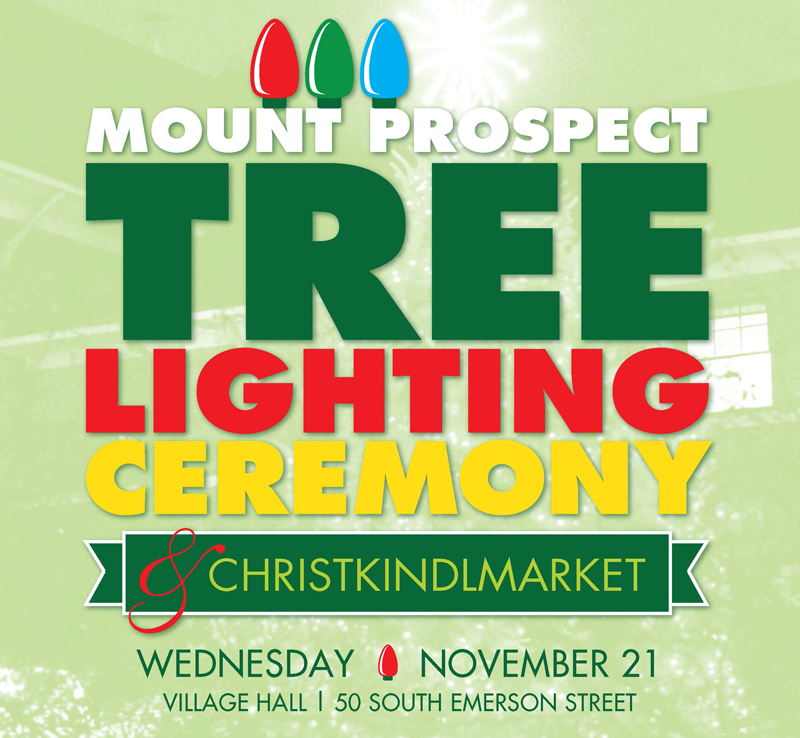 Village to Host Tree Lighting, Christkindlmarket Nov. 21