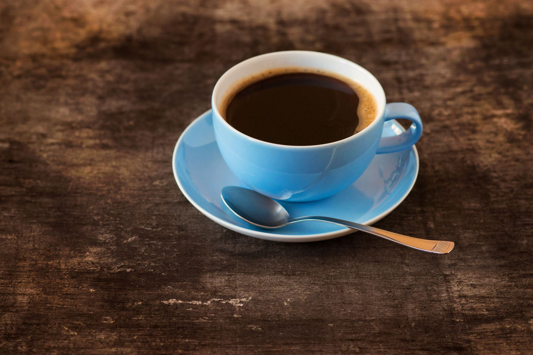 Coffee Blue Cup RFS