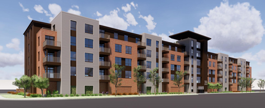 Central and Main Development Approved by Planning and Zoning Commission