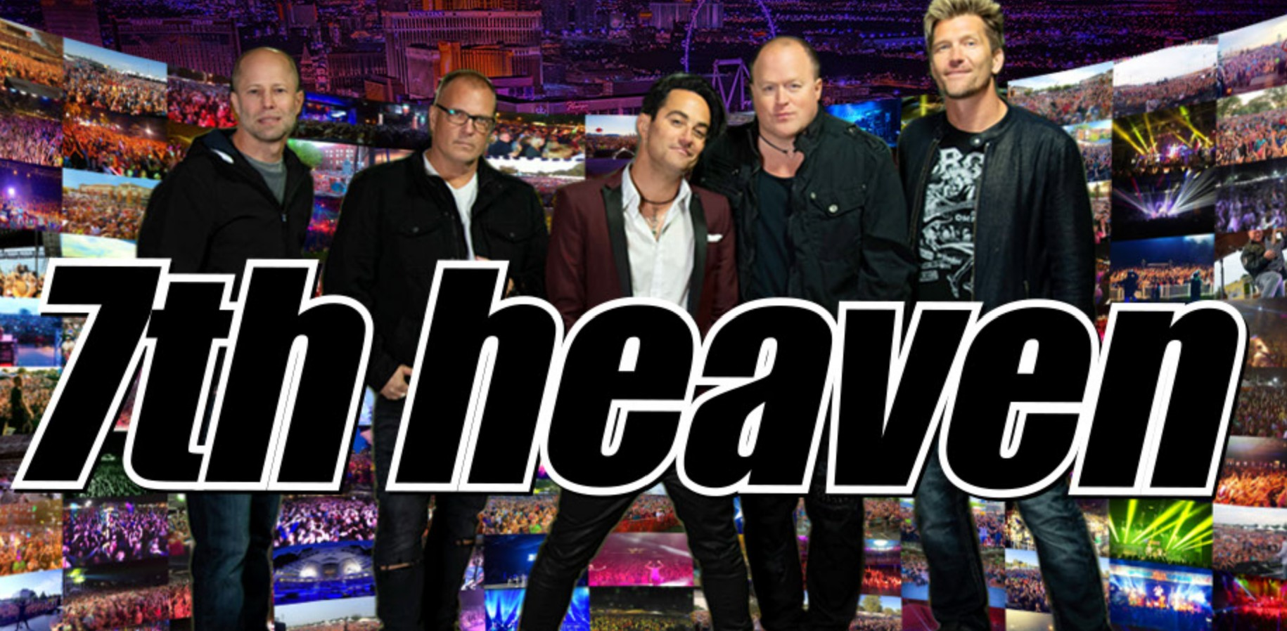 7th heaven band