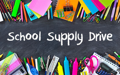 Donate School Supplies and Make a Difference in a Child's Life | News |  Village of Mount Prospect, IL