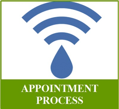 Appointment Process Button